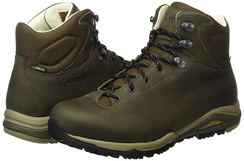 AKU Unisex-Erwachsene Alpina Plus GTX Trekking-& Trekking-& Trekking-& Wanderhalbschuhe 30f6f0