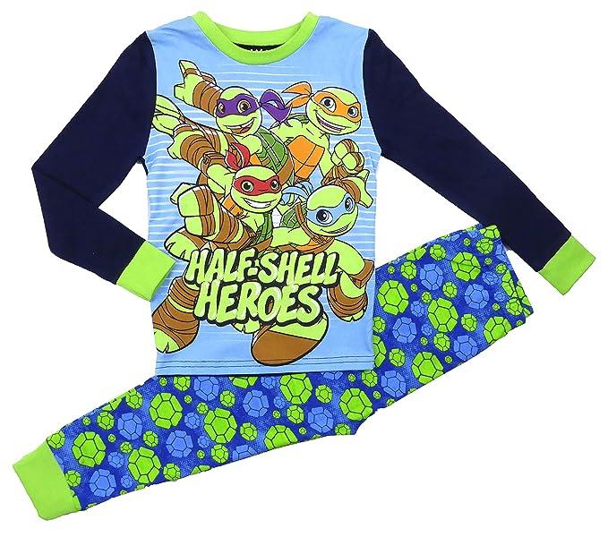 Amazon.com: Boys Ninja Turtles Pyjamas 3-4 Years only Lovely ...