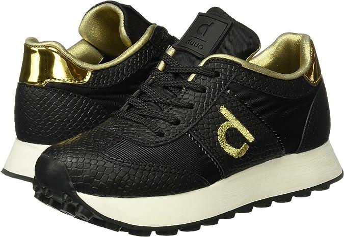 DUUO Quim Top, Zapatillas para Mujer: Amazon.es: Zapatos y ...