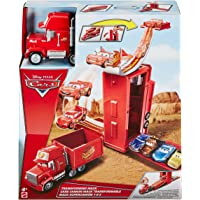 Disney Pixar Cars Mack Transformabile 3-in-1 Playset, DVF39