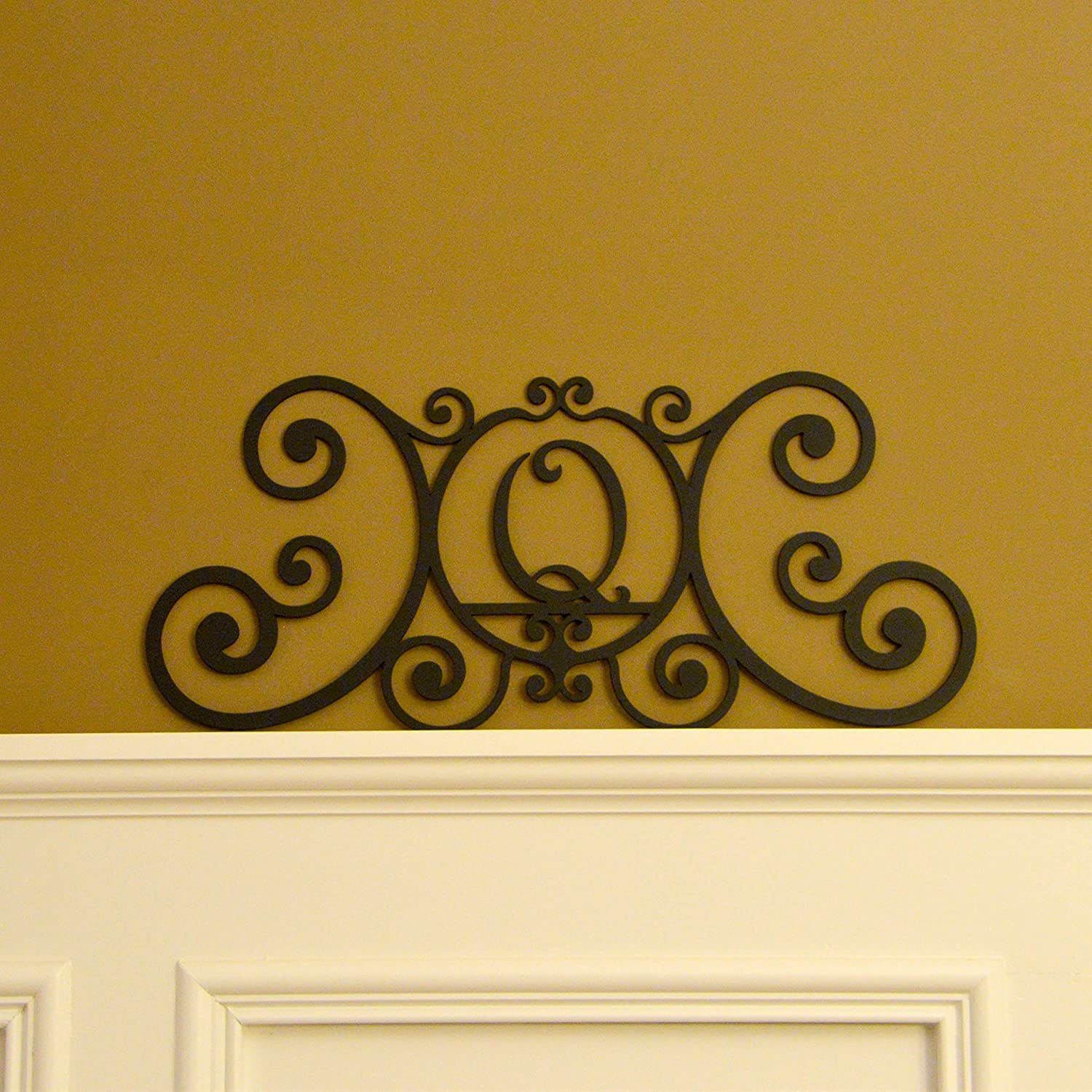 Amazon.com: Personalized Wall Decoration, Customized Door Topper ...