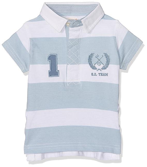 Gocco S76RNCCA602, Polo para Bebés, (Azul Claro), 18-24 Meses ...
