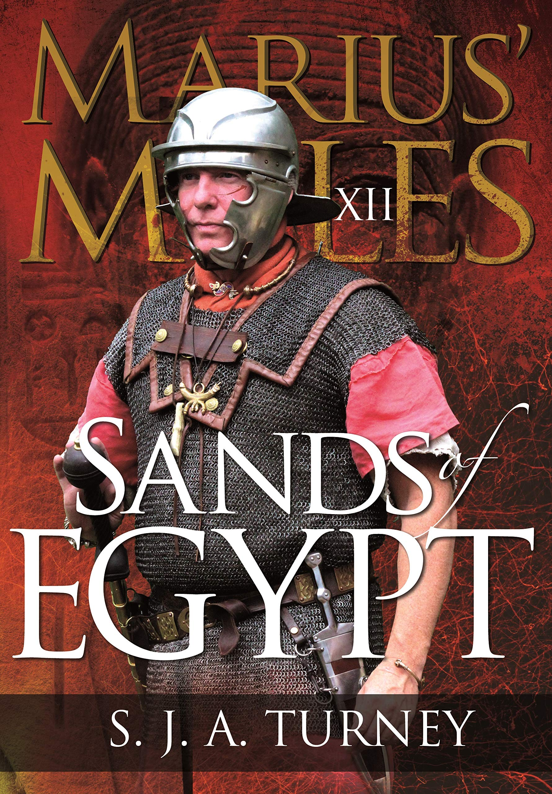 Marius' Mules XII: Sands of Egypt por S.J.A. Turney