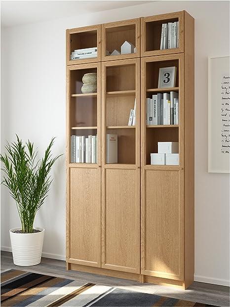 Zigzag Trading Ltd IKEA Billy/OXBERG - Librería Roble Chapa ...