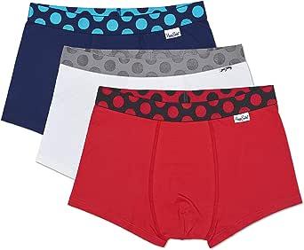 Happy Socks Bañador (Pack de 3) para Hombre