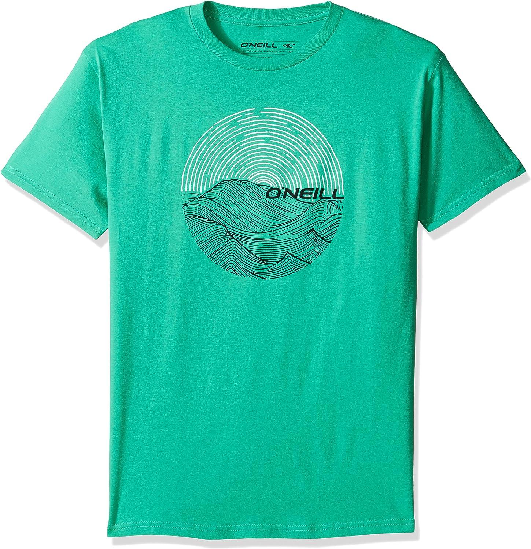 ONeill - Camiseta - Camisa - para Hombre Verde Verde Medium: Amazon.es: Ropa y accesorios