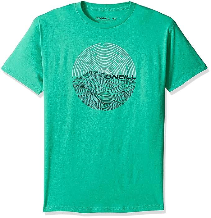 ONeill - Camiseta - Camisa - para Hombre Verde Verde Medium