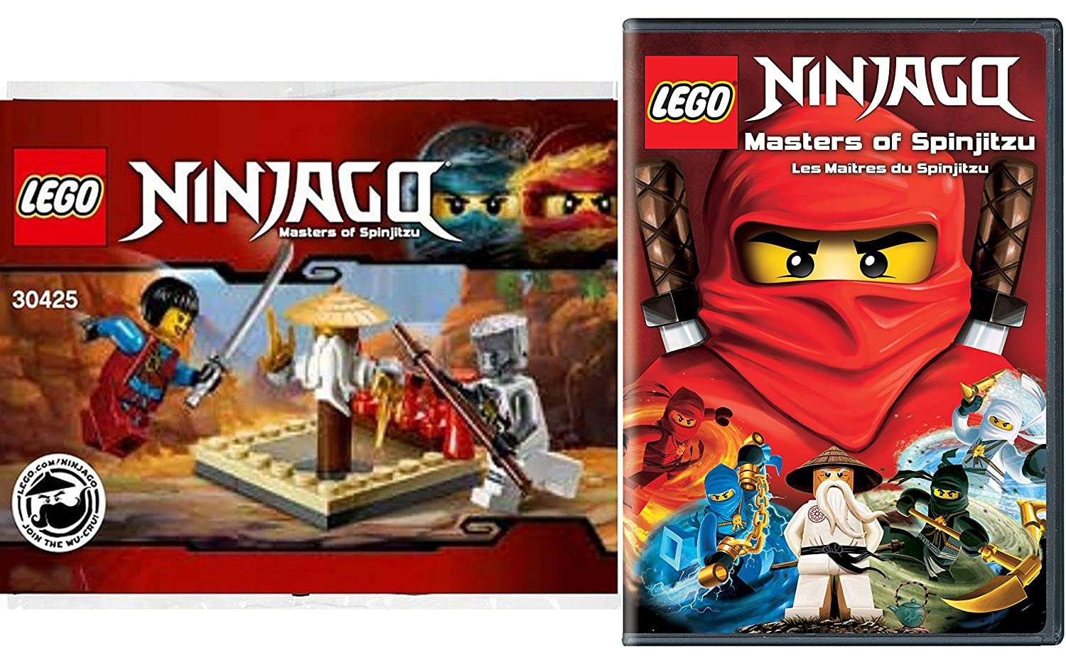 Amazon.com: Lego Ninjago Masters Of Spinjitzu Animated ...