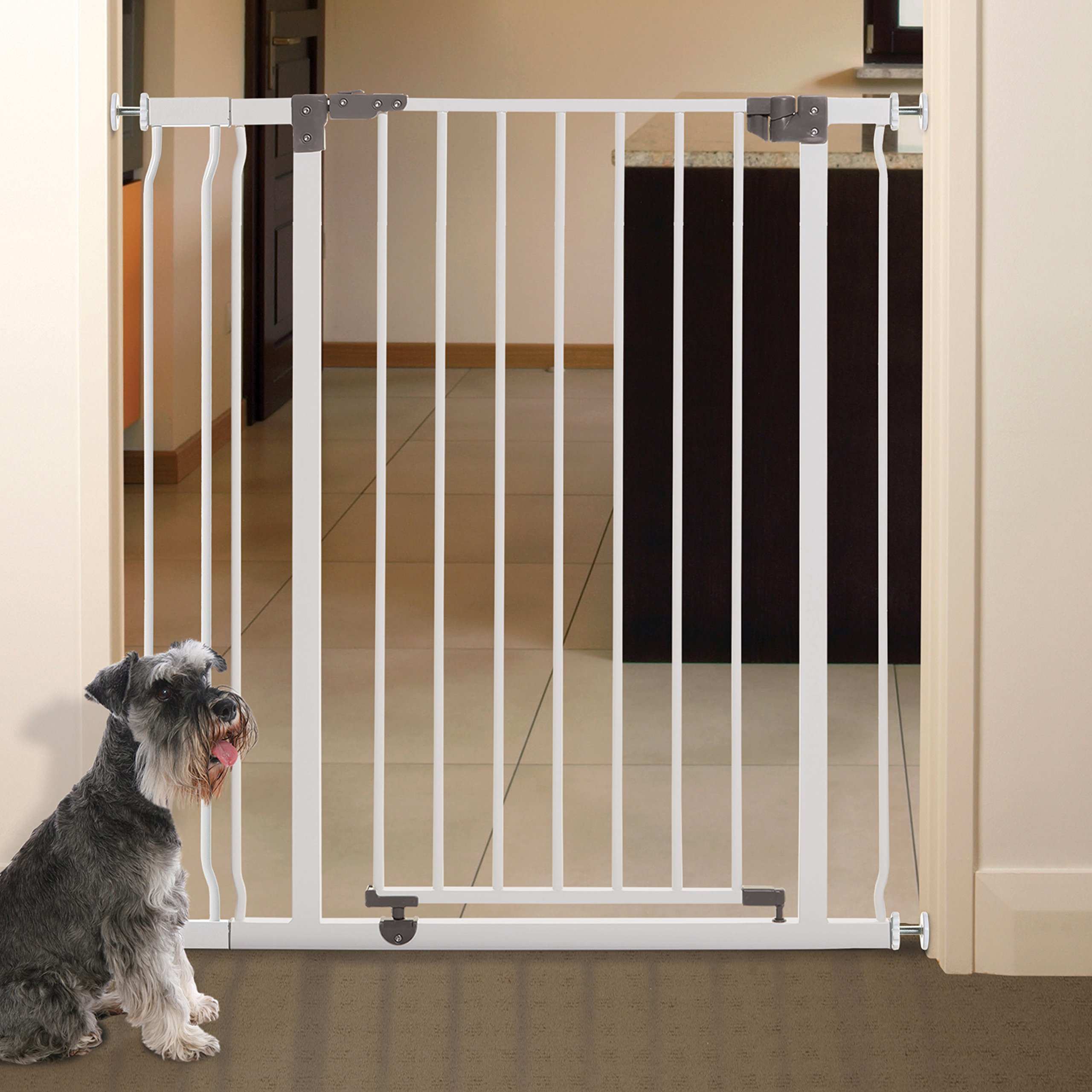 Dreambaby Liberty Tall Auto Close Security Gate w/ 3.5'' Extension by Dreambaby (Image #5)