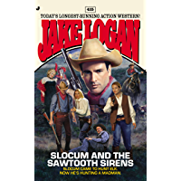 Slocum 415: Slocum and the Sawtooth Sirens book cover
