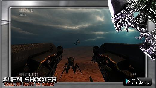 Alien Shooter Free