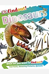 DKfindout! Dinosaurs Kindle Edition