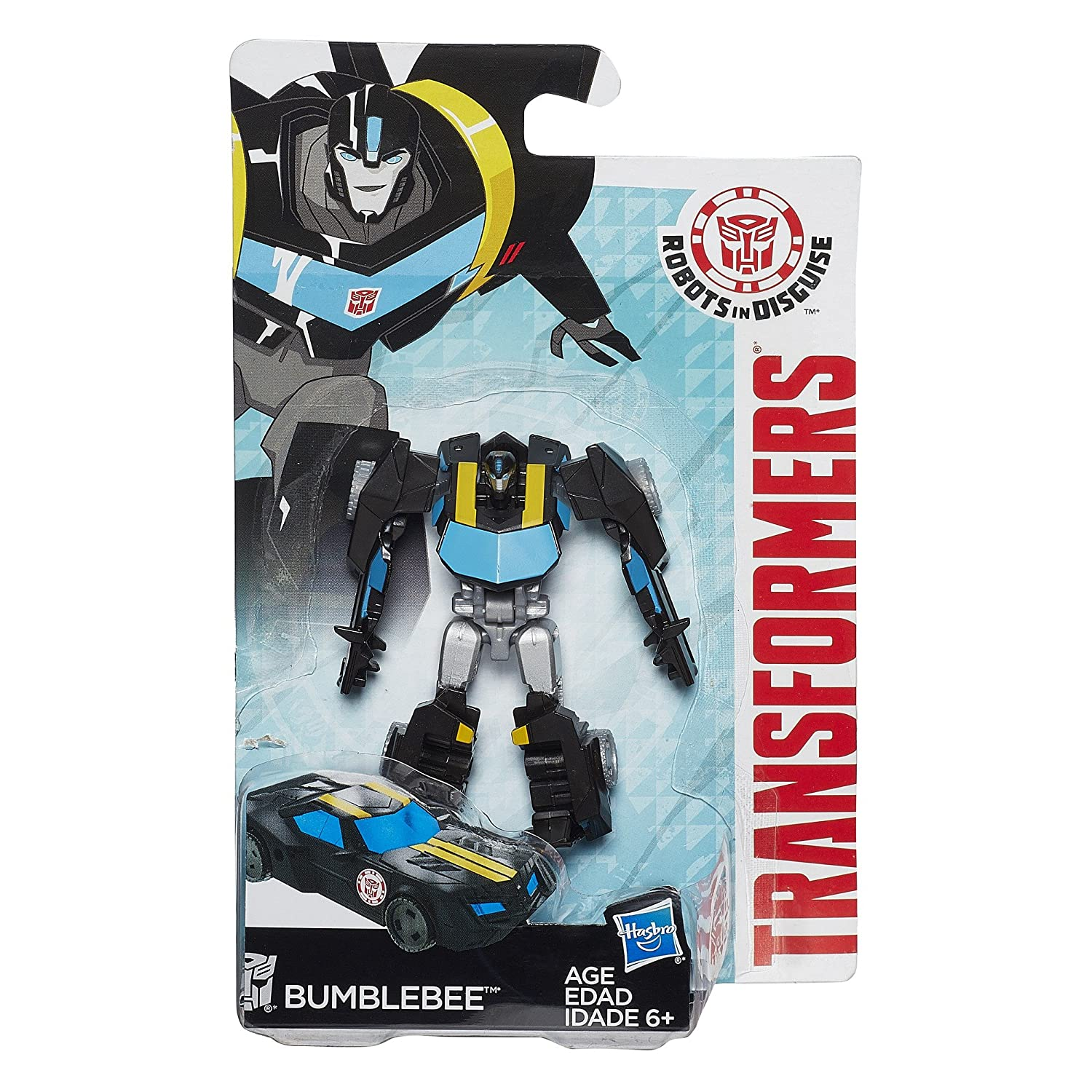 Amazon.com: Transformers Robots in Disguise Legion Class Night Ops ...