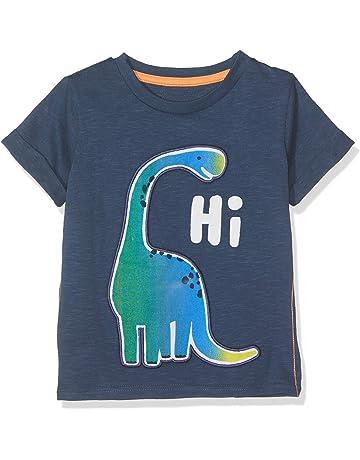 34fa84c84dd3 Mothercare Boy s Navy Dino Tee Ss T - Shirt