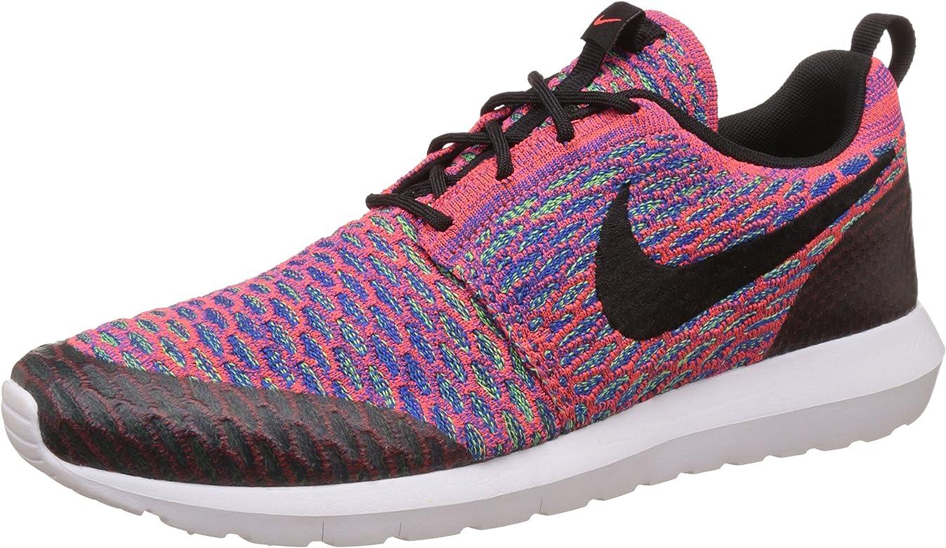 Nike Roshe NM Flyknit SE, Zapatillas de Running para Hombre ...