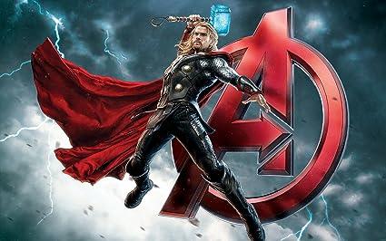 Posterhouzz Movie The Avengers Chris Hemsworth Thor Hd Wallpaper