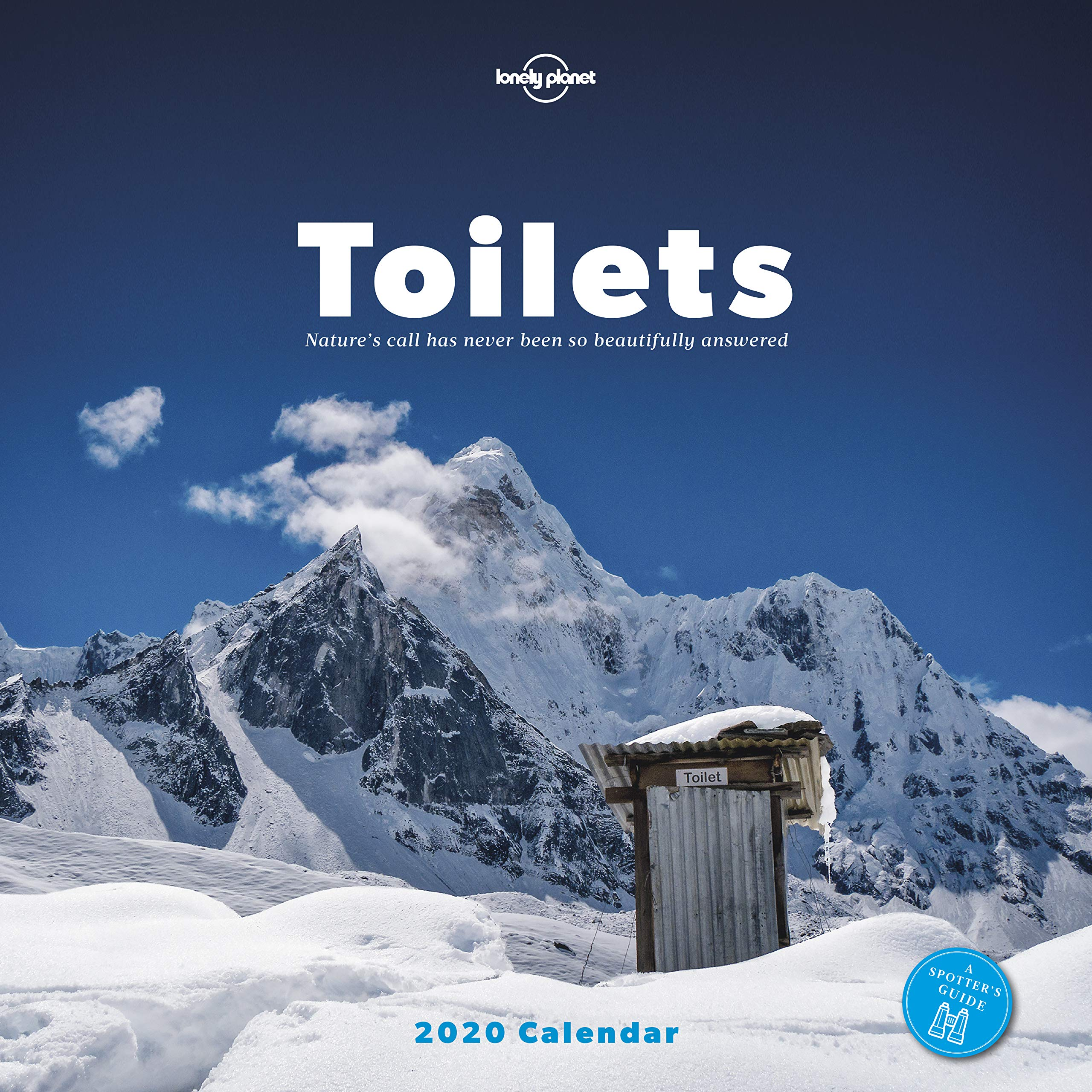 Best Toilets 2020.Toilets Calendar 2020 Lonely Planet 9781788684880 Amazon
