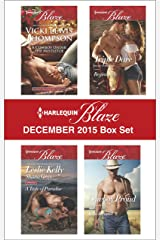 Harlequin Blaze December 2015 Box Set: An Anthology (Thunder Mountain Brotherhood) Kindle Edition