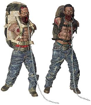 75b023ed95 Walking Dead - michonnes Pet Walker Pack de 2 Figuras (Escala 1/6,  feb179016: Amazon.es: Juguetes y juegos