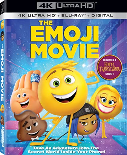 The Emoji Movie [Blu-ray]