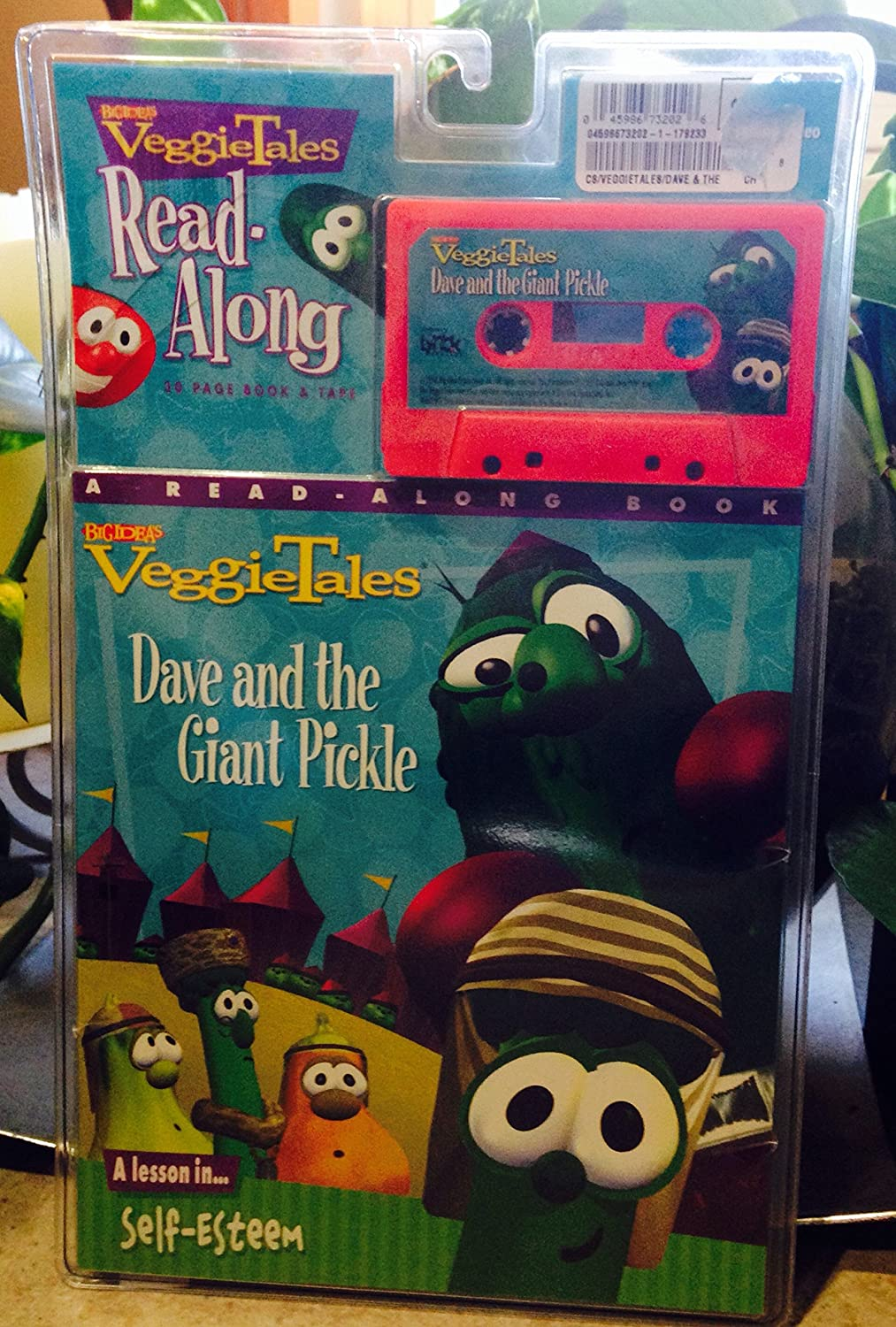 Dave and the Giant Pickle (Cassette