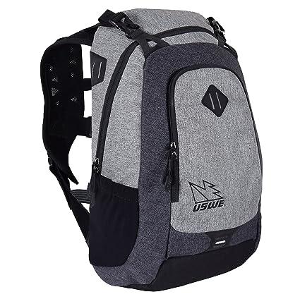 Amazon.com: USWE bolsa hidratación prime-26 BK/GY w/obladder ...