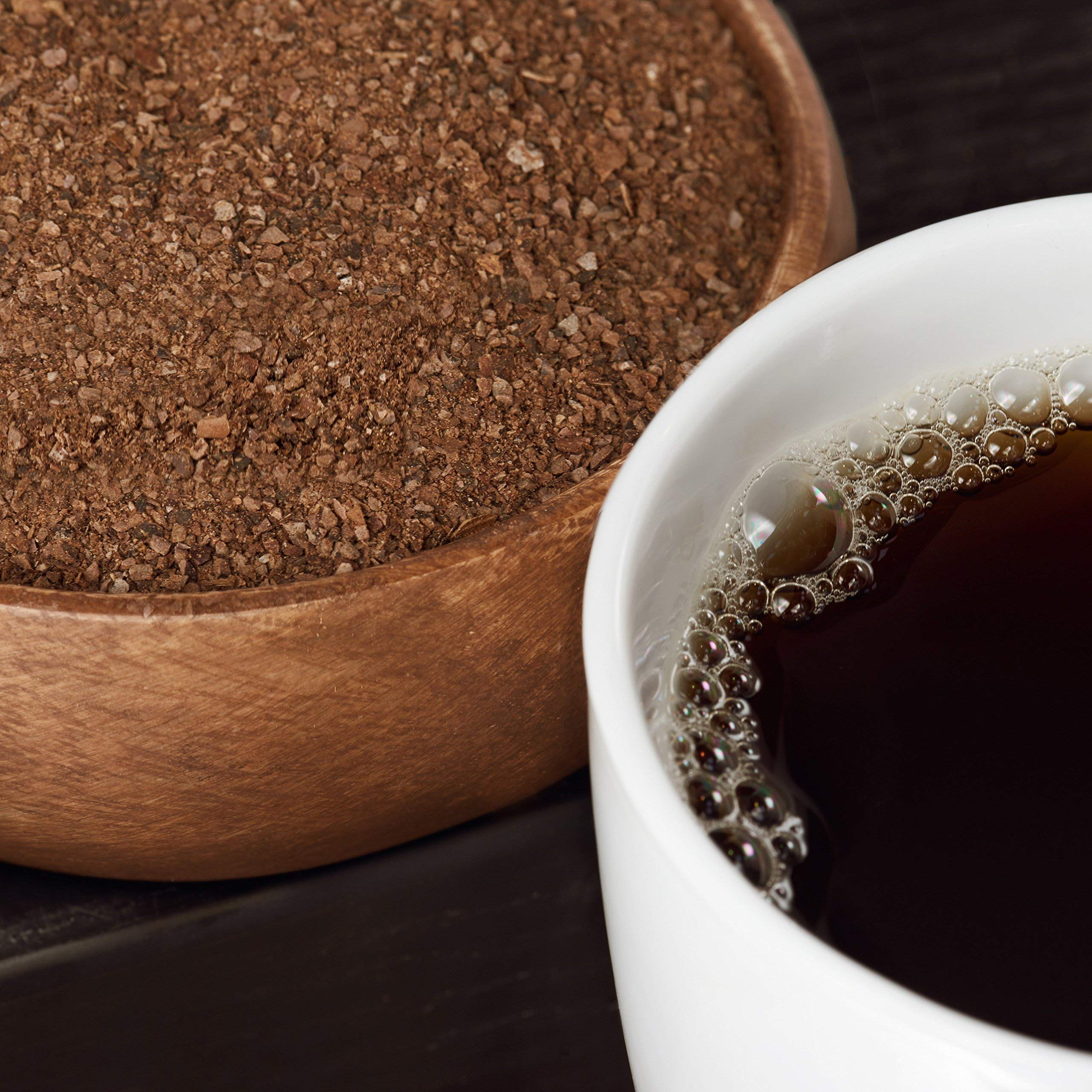 Choffy, Volta, Brewed Chocolate, Cocoa, Medium Roast, 12 oz.