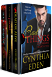 Bad Things Volume One: Books 1 to 3