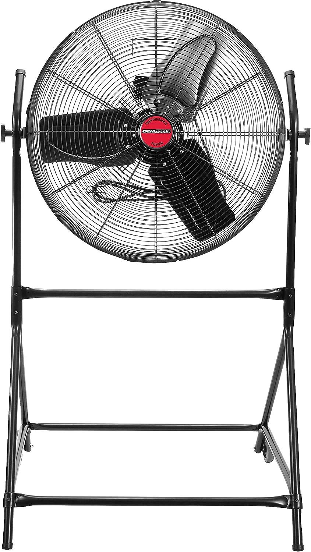OEMTOOLS 24880 Rolling Tilt Fan, 24 , Old Model