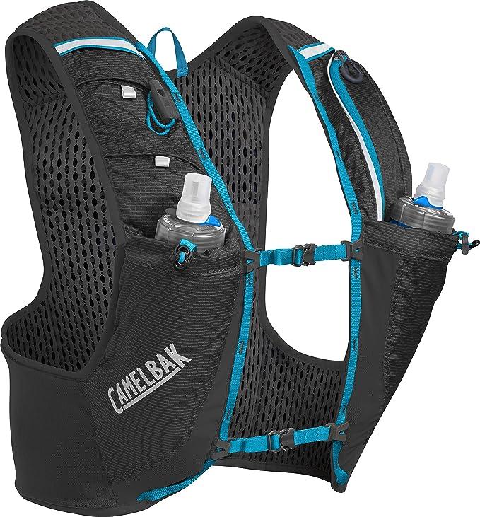 2fc02a3ab0 CamelBak Ultra Pro Quick Stow Hydration Vest, 17oz: Amazon.ca: Sports &  Outdoors