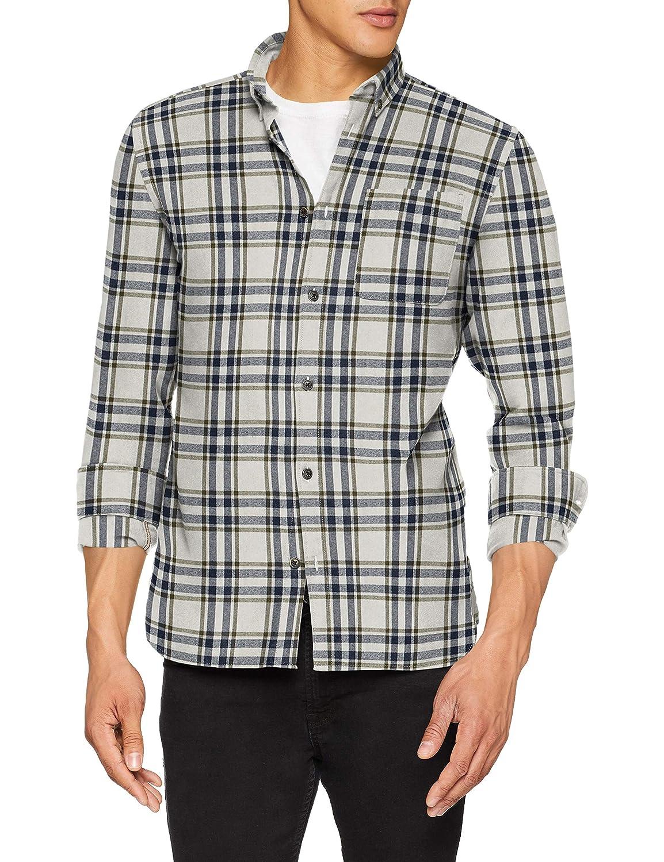 Camisa para Hombre JACK /& JONES Jorchris Shirt LS One Pocket