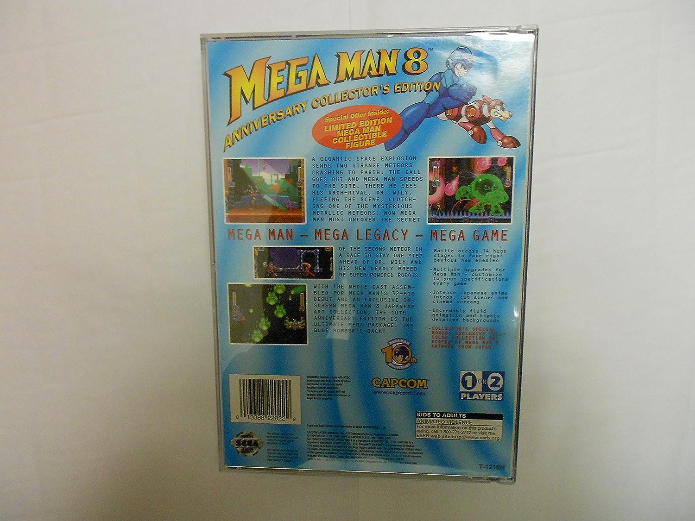 Amazon com: Mega Man 8 - Sega Saturn: Video Games