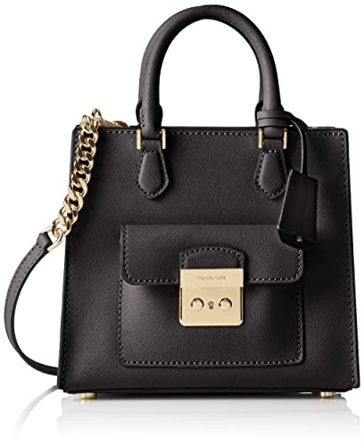 3dca43e4eb39fa MICHAEL Michael Kors Medium Bridgette East West Tote (Black ...