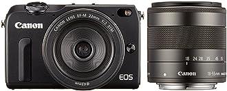 Canon ミラーレス一眼カメラ EOS M2