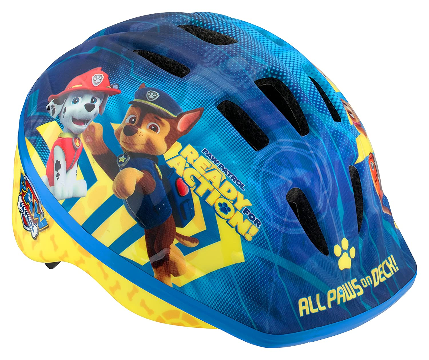 Paw Patrol Toddler Bike Helmet
