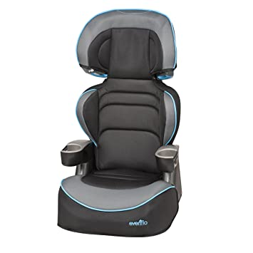 Amazon.com: Evenflo Big Kid Lx High Back Booster Car Seat, Maui: Baby