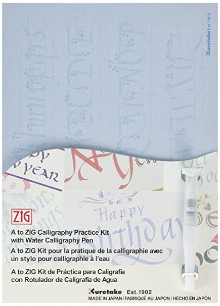 Buy Zig Calligraphy Practice Kit Online At Low Prices In India