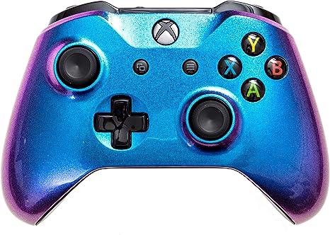 Amazon.com: Xbox One modded Controller cromado Gold – Master ...