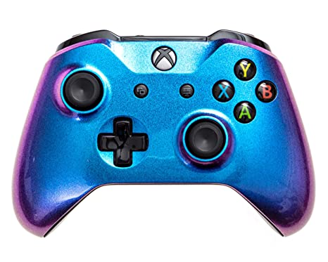 Xbox One S Modded Controller Chameleon - Xbox 1 - Master Mod Includes Rapid  Fire, Drop Shot, Quick Scope, Sniper Breath, and More - Works for all