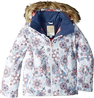 Amazon.com: ROXY Jetty Girl Snow Jacket: Clothing