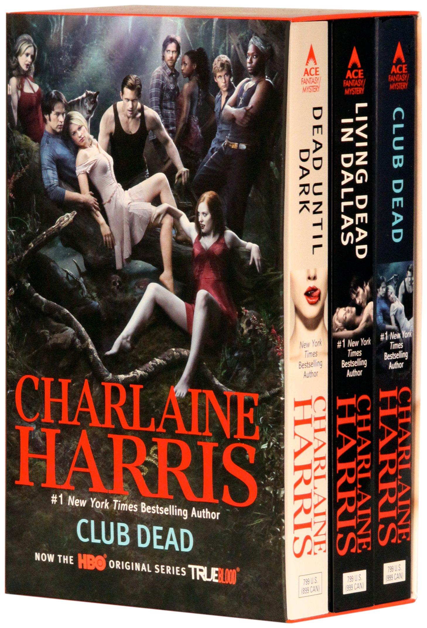 Southern Vampire) (9780441020300): Charlaine Harris: Books
