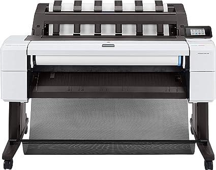 HP Designjet T1600dr - Impresora de Gran Formato (2400 x ...