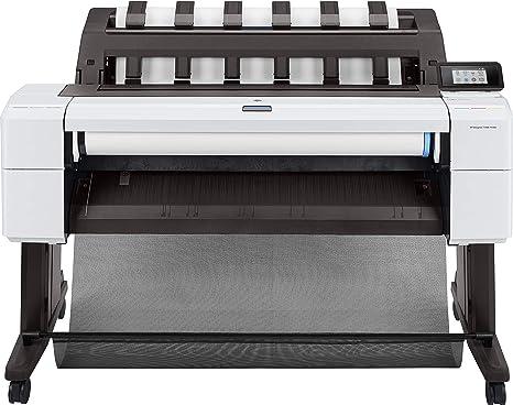 HP Designjet T1600dr - Impresora de Gran Formato (2400 x 1200 dpi ...