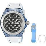 Technomarine Men's TM-115065 Cruise Monogram Analog Display Quartz Two Tone Watch