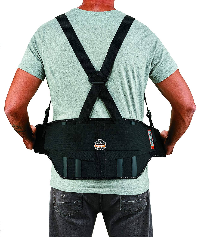 ProFlex 1600 Standard Elastic Back Support-XXXX-Large