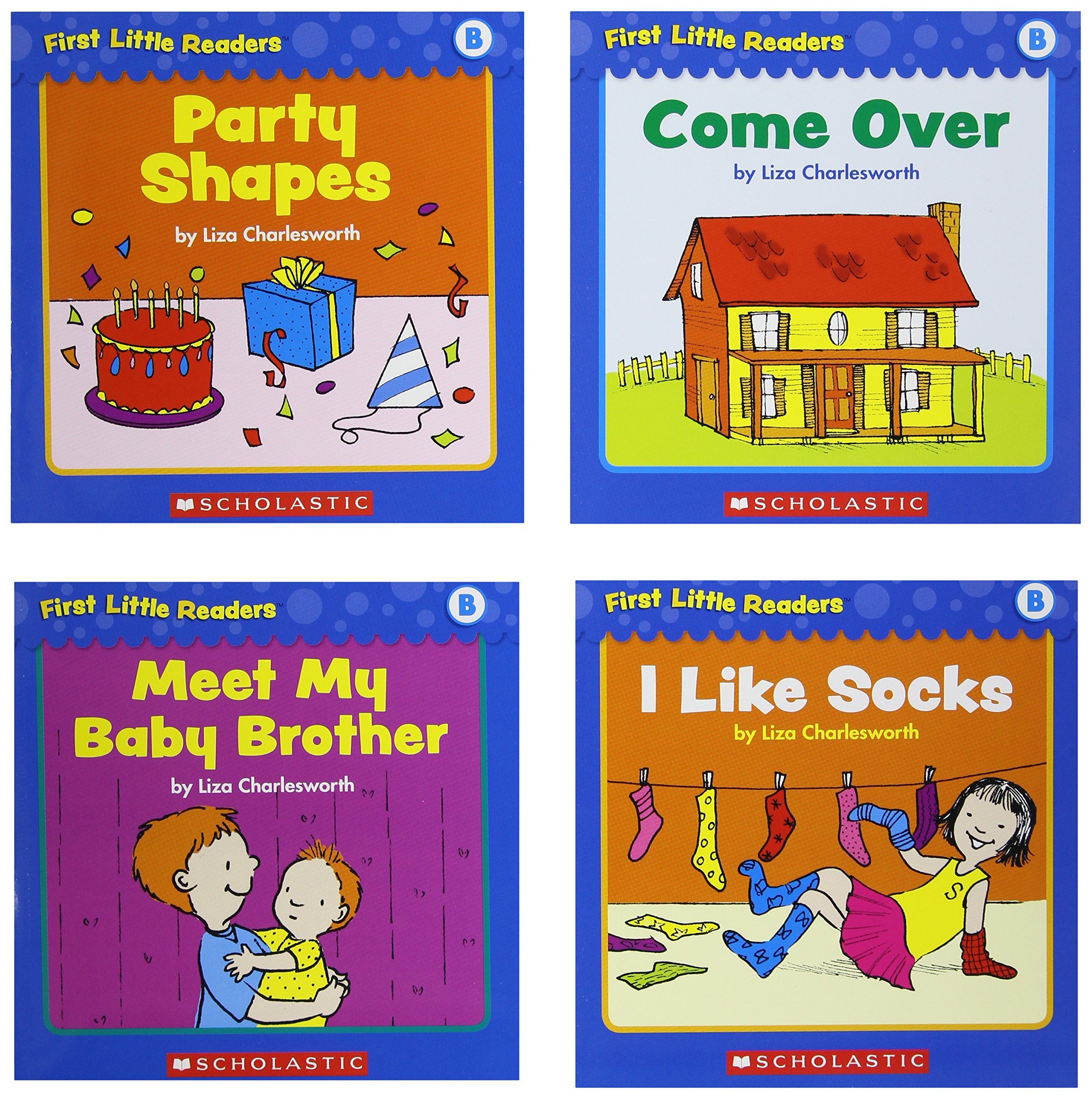 Amazon first little readers parent pack guided reading level amazon first little readers parent pack guided reading level b 25 irresistible books that are just the right level for beginning readers geenschuldenfo Images