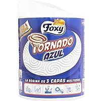 Foxy Tornado Azul La Bobina de 3 Capas