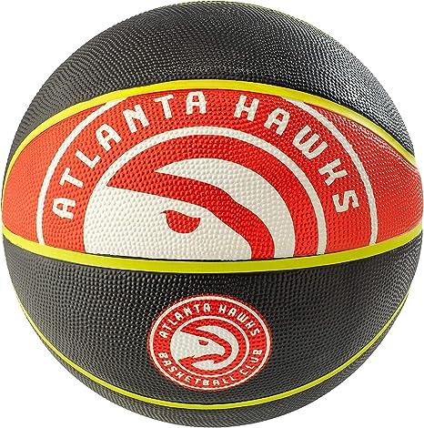 Spalding 71034e Equipo de NBA Courtside – Balón de Baloncesto ...