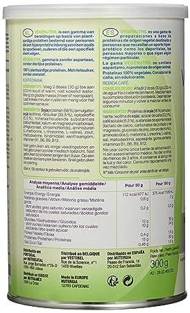 Nutergia Vegenutril Café Complemento Alimenticio - 300 gr: Amazon.es: Salud y cuidado personal