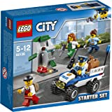 LEGO - 60136 - City - Jeu de construction  -  Ensemble de Démarrage de la Police